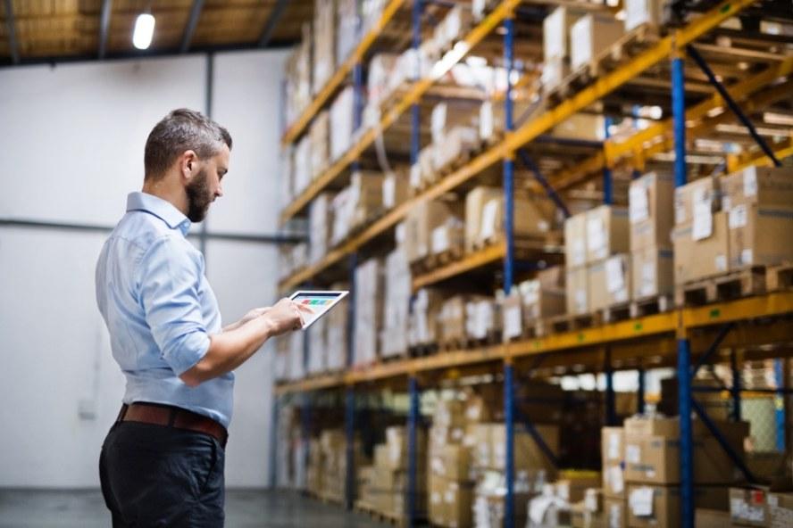 Impact indicators add damage visibility to existing warehouse RFID