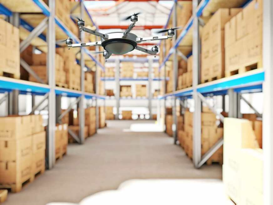 RFID reading drones are more effective than humans