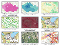 ARC GIS Mapy