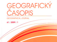 Geografický časopis