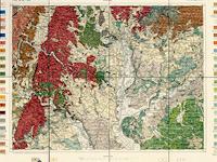 staré mapy Moravy a Brna