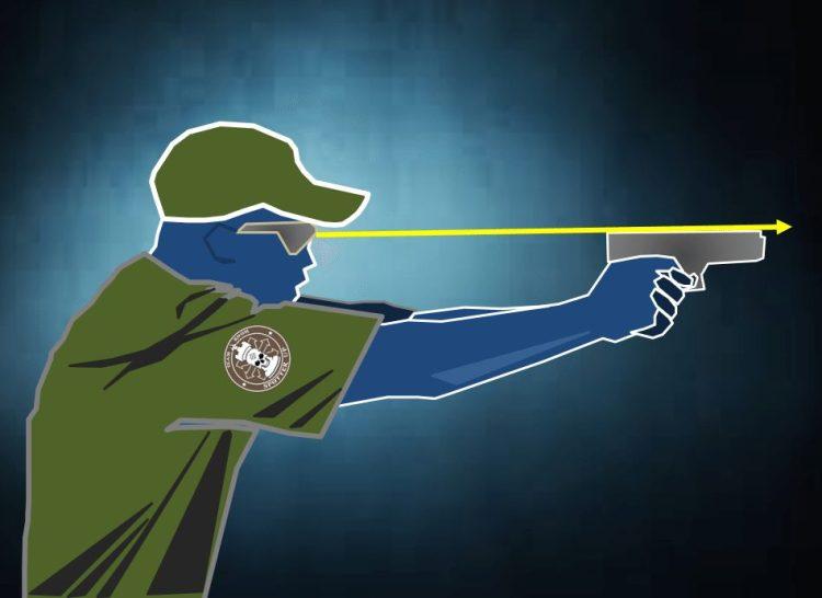 Shooter Blue