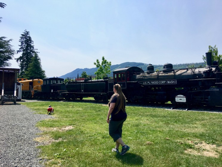 Family Travel Guide - Seattle: Northwest Railway Museum - Spousesproutsandme.wordpress.com