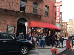 Travel Guide: Boston on a Budget - Little Italy - Regina Pizzeria - www.spousesproutsandme.com
