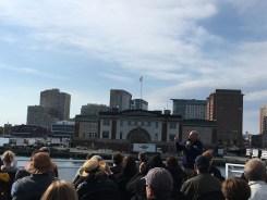 Travel Guide: Boston on a Budget - Constitution Harbor Tour - www.spousesproutsandme.com