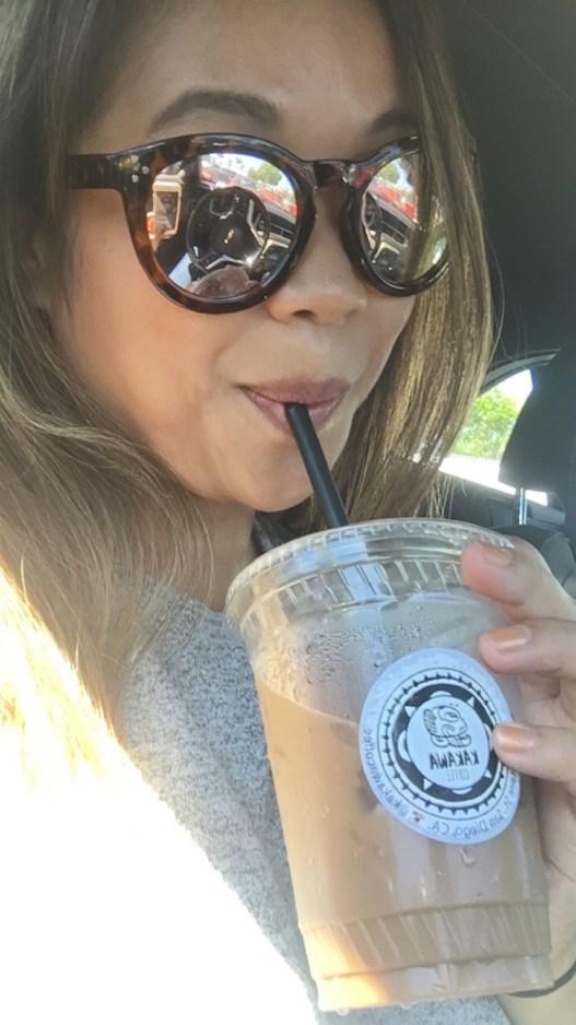 Mom Break: Kakawa Coffee - spousesproutsandme.com