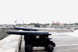 Travel Guide: St Augustine in a Day - Castillo de San Marco - www.spousesproutsandme.wordpress.com