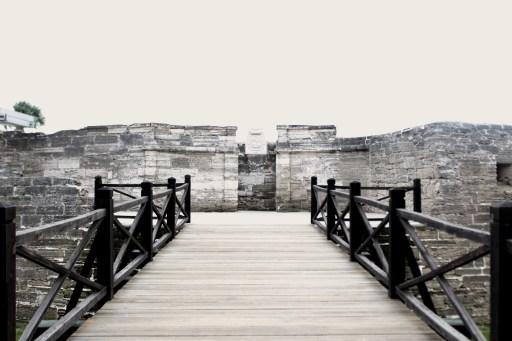 Travel Guide: St Augustine in a Day - Castillo de San Marco - www.spousesproutsandme.wordpress.com