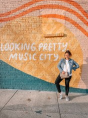 Looking Pretty Music City - Nashville Travel Guide - www.spousesproutsme.com