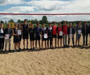 Mistrzostwa Powiatu Szczycieńskiego w piłce siatkowej plażowej