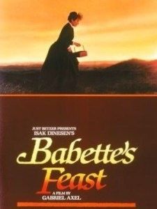 July 24th  Babette's Feast
