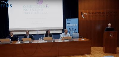 Conferência na FCUP