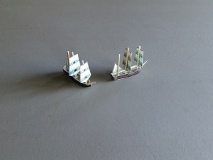 1:1200 warships – Gaming on Vancouver Island