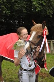 SPR-NM Kat 2, Celeste med pony