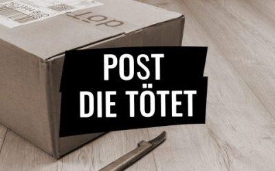 Über Paketbomben und tödliche Briefe