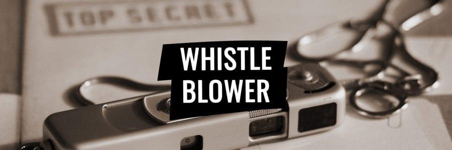 Whistleblower im Unternehmen