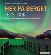 norwegian course level B2 course book her på berget