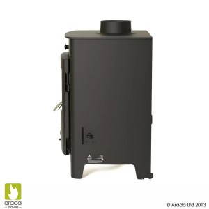 Stratford Eco Boiler 16 HE Side View