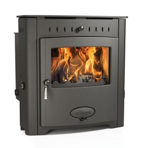 Stratford EB16i HE Inset Multi Fuel Boiler Stove