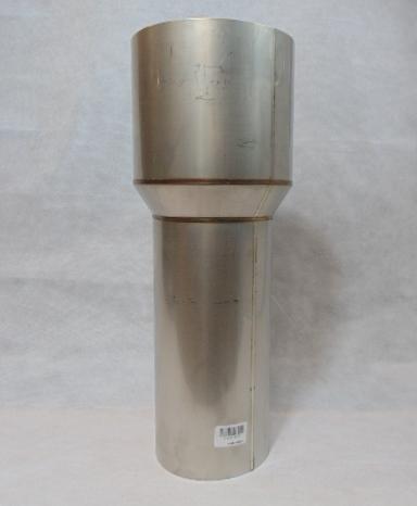 Stainless Steel Clay Pot Flue Adaptor