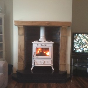 Stove Mantles Beams