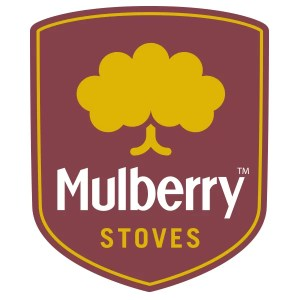 Mulberry Stove Glass