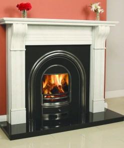 Dublin Corbel Marble Fireplace