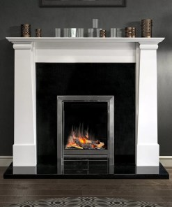 Cruz Marble Fireplace Surround