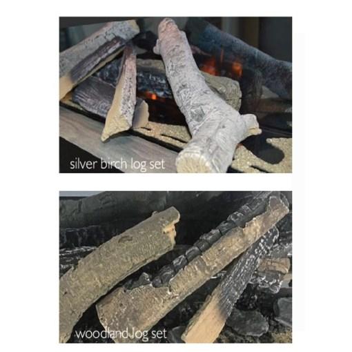 Silver Birch log Option