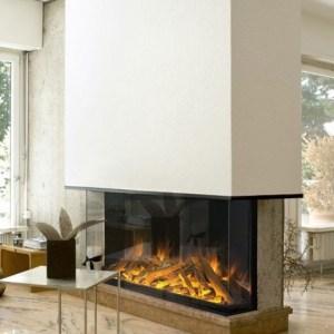 The e1560gf Multi Pack Electric Fire