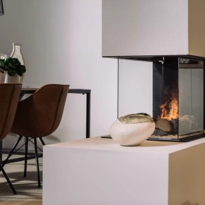 3 Sided Electric Fires