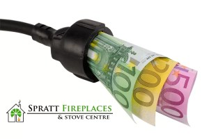 Gas and Electric fire costs