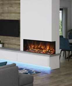 ELGIN & HALL PRYZM ARTEON 1250-3SL BUILT-IN ELECTRIC FIRE