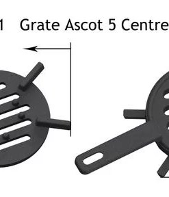 Henley Ascot 5kW Stove Grate Centre Circle