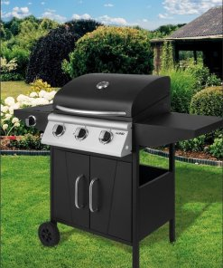 GAS GRILL 3 + 1