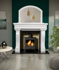 Carlingford Marble Arch Overmantle