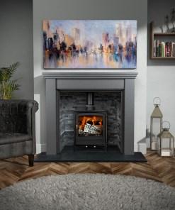 Mazona Wicklow 8kW Freestanding stove
