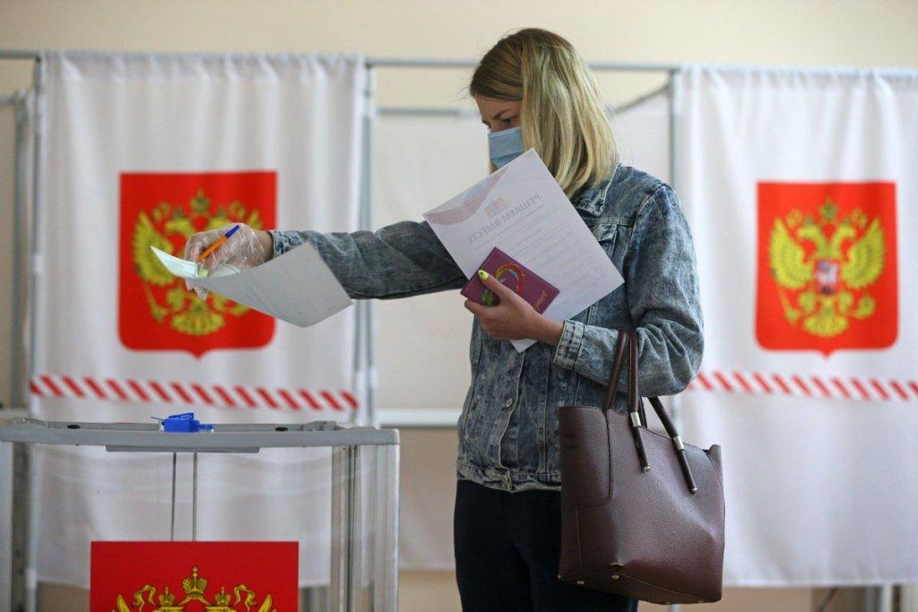 Результаты Выборов в Марксе