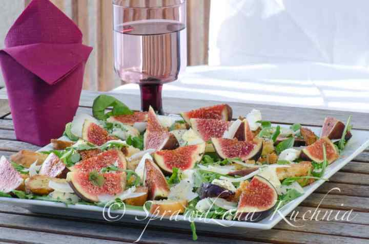 salatka z figami