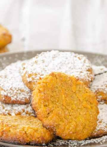 ciastka marchewkowo - pomaranczowe