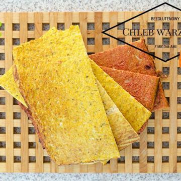Chleb warzywny