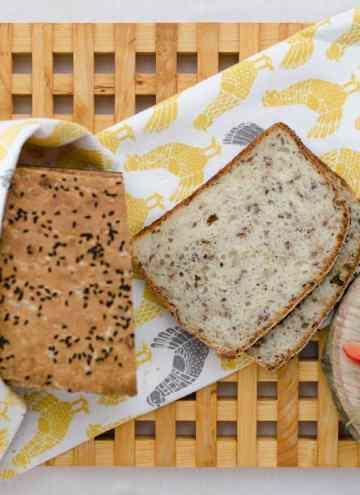 chleb wieloziarnisty II