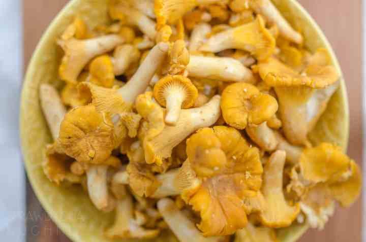 kurki w sosie mascarpone