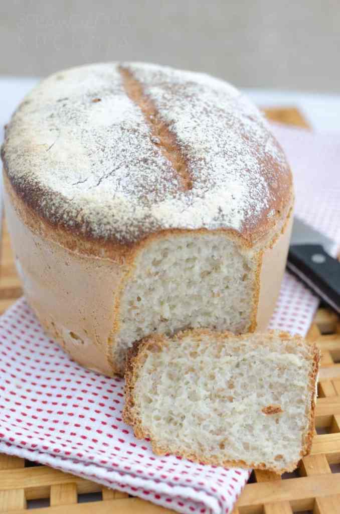 chleb pszenny szybki
