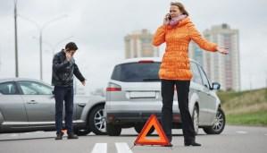 Kolizja czy wypadek