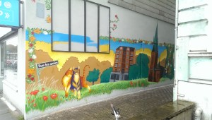 Graffitiauftrag Hamburg Fruchtallee Graffiti_1
