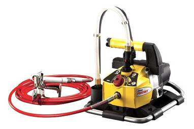 paint sprayer for staining fences