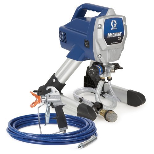 Wagner Flexio 890 Hvlp Paint Sprayer Station: Graco Magnum X5 Review: Best Paint Sprayer For Home Use