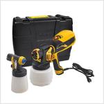 Wagner 0529010 Flexio 590 Indoor Outdoor Hand-held Sprayer Kit reviews