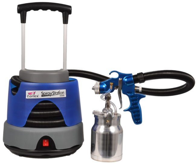 Earlex HV5500 Spray Station Reviews